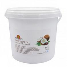Кокосовое масло с кофе для тела, 3 кг (Aroma-SPA)