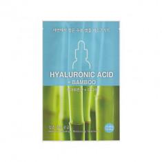 Маска тканевая для лица с гиалуроновой кислотой Holika Holika Hyaluronic acid Ampoule Essence Mask Sheet, 16 мл