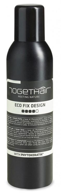 TOGETHAIR Лак-спрей без газа сильной фиксации для укладки волос / Finish Concept Eco Fix design 250 мл