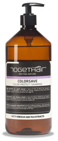 TOGETHAIR Шампунь для защиты цвета окрашенных волос / Colorsave Shampoo color protect 1000 мл