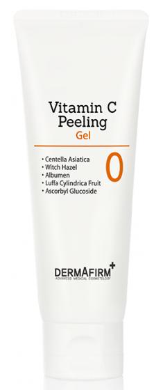 DERMAFIRM Гель-пилинг / Vitamin C Peeling Gel 100 мл