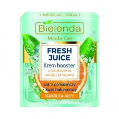 Bielenda, Крем для лица Fresh Juice, апельсин, 50 мл