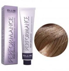 Крем-краска перманентная OLLIN PERFORMANCE 8/72 светло-русый коричнево-фиолетовый 60мл