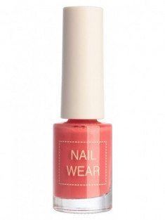 Лак для ногтей THE SAEM Nail wear 107. Grapefruit Syrup
