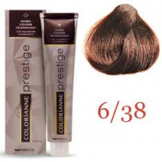Крем-краска BRELIL Colorianne Prestige 6/38 Темный шоколадный блонд