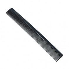 Dewal, Расческа Prime комбинированная, черная, 22 см