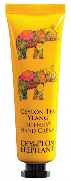 SPA CEYLON Крем интенсивный для рук Цейлонский слон, цейлонский чай и иланг-иланг 30 г