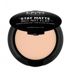 NYX PROFESSIONAL MAKEUP Пудра Stay Matte But Not Flat Powder Foundation - Natural 03
