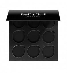 NYX PROFESSIONAL MAKEUP Палетка-рефил для теней Empty Pro Palette - 9 Shw Palette 03
