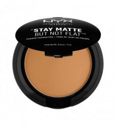 NYX PROFESSIONAL MAKEUP Пудра Stay Matte But Not Flat Powder Foundation - Deep Gold 183
