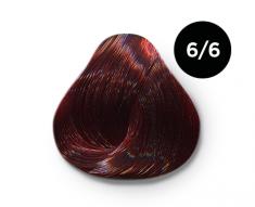 OLLIN PROFESSIONAL 6/6 краска для волос, темно-русый красный / OLLIN COLOR 100 мл