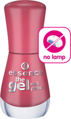 Лак для ногтей The gel Essence 48 my love diary