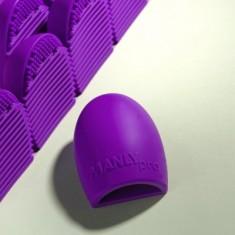 Мини-перчатка для мойки кистей Brush Egg Manly Pro КО01